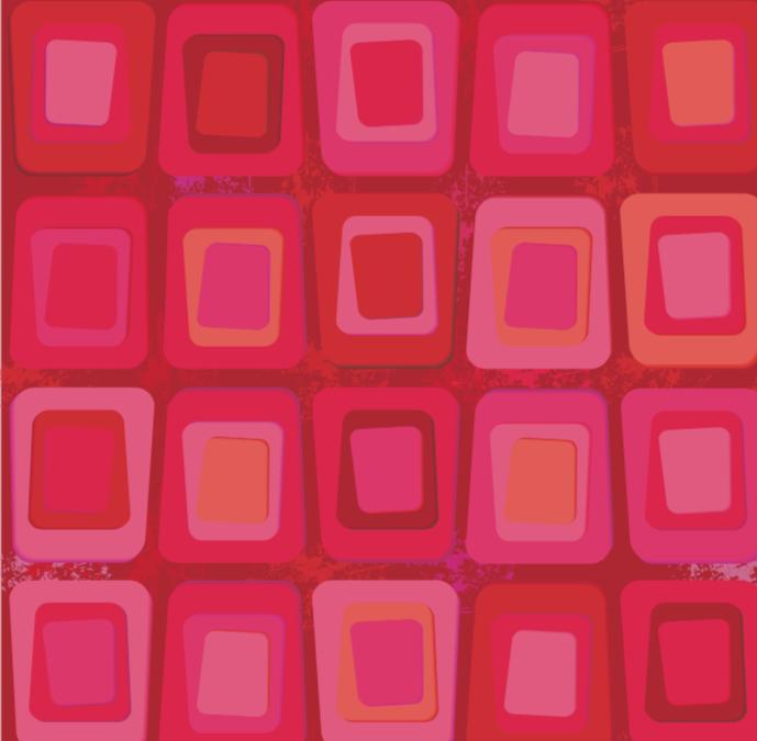 Малиновые квадраты