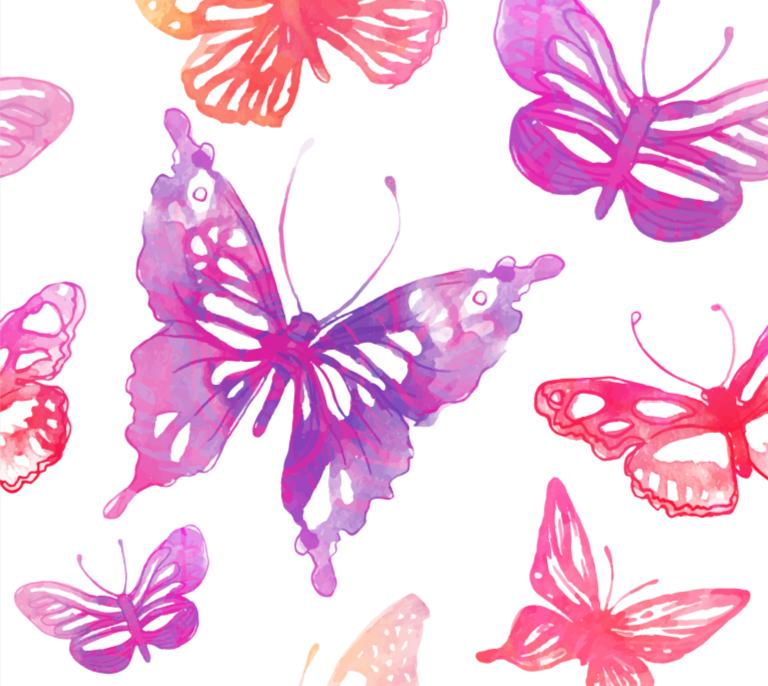 Бабочка-краса