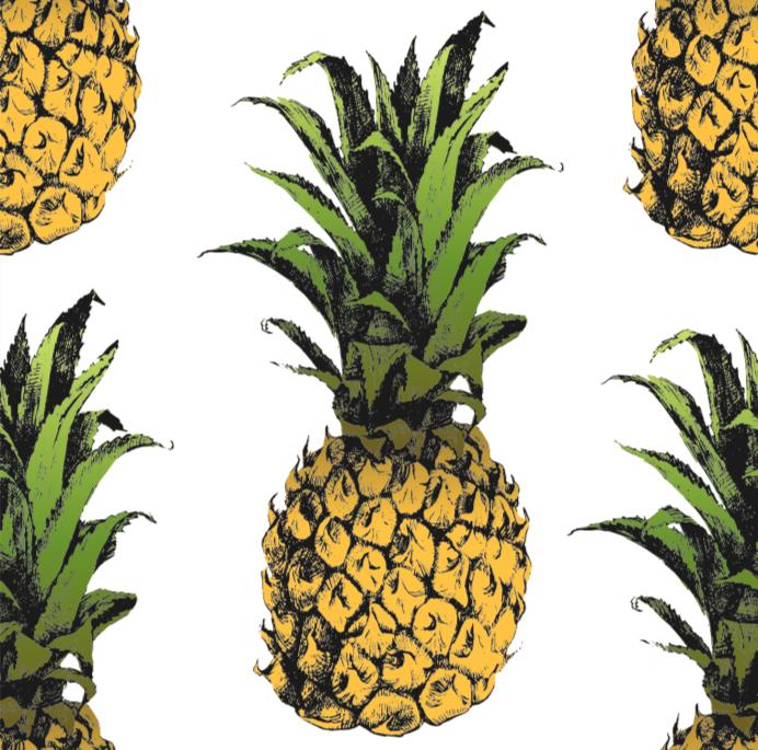 Свежие ананасики